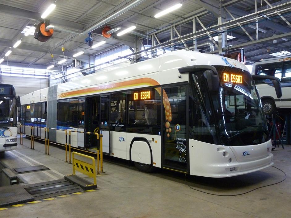 Photo de la semaine tram 2000 for Portes ouvertes limoges